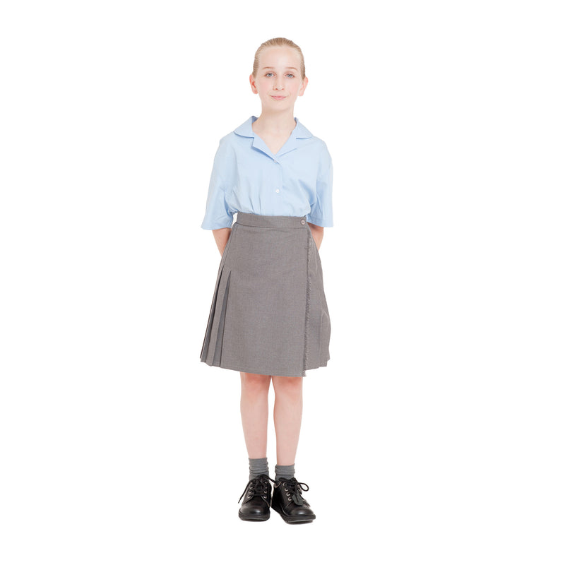 Belmont Upper School Short Sleeve Blouse