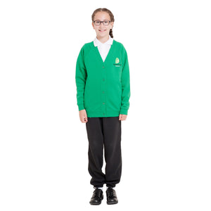 Delta Primary School Sweat Cardigan