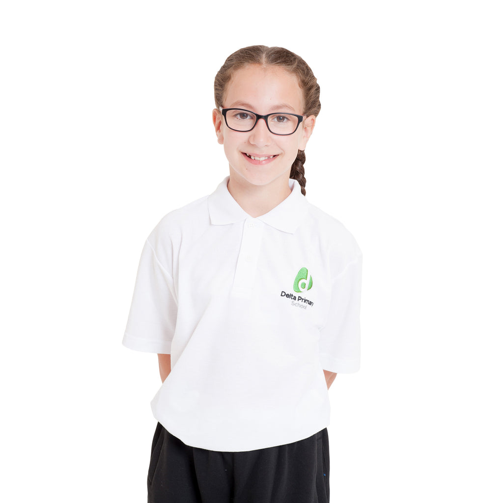 Delta Primary School Polo Shirt