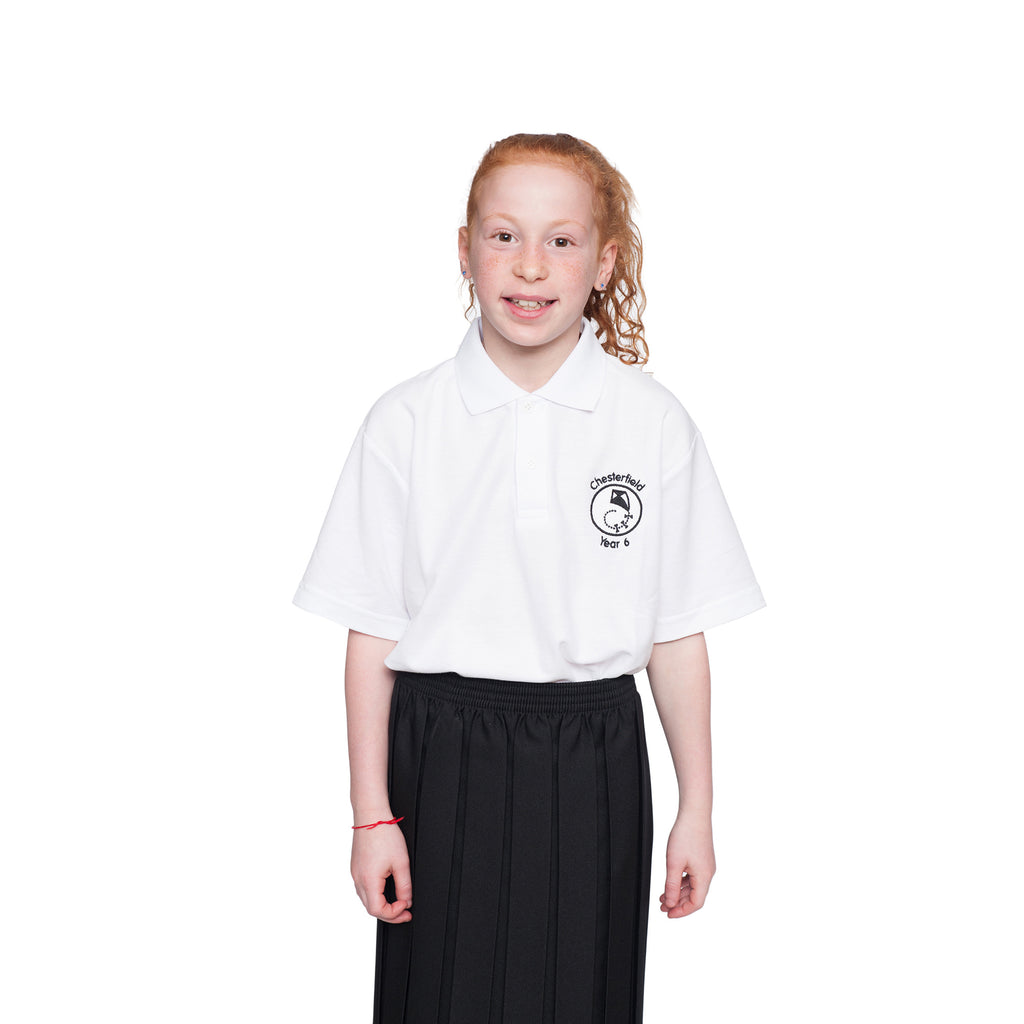 Chesterfield Year 6 Polo Shirt
