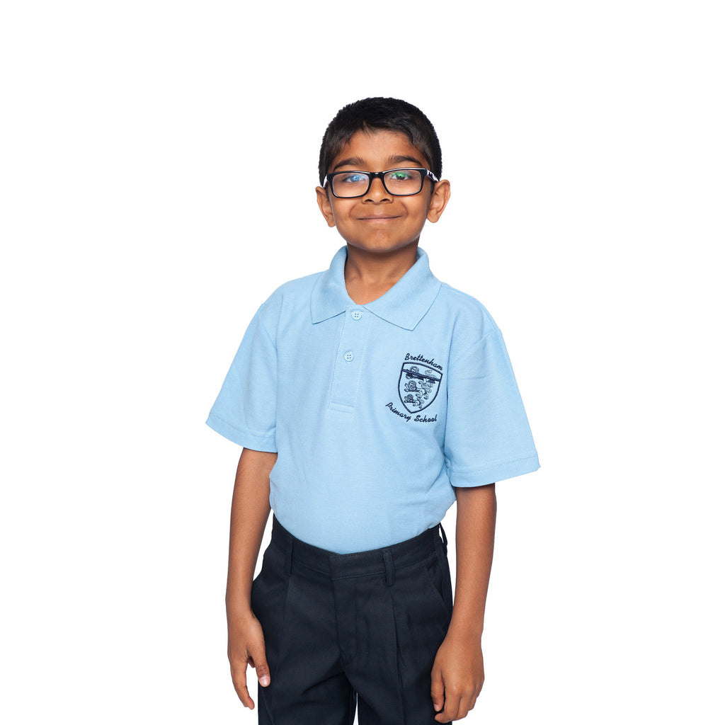 Brettenham Primary School Polo Shirt