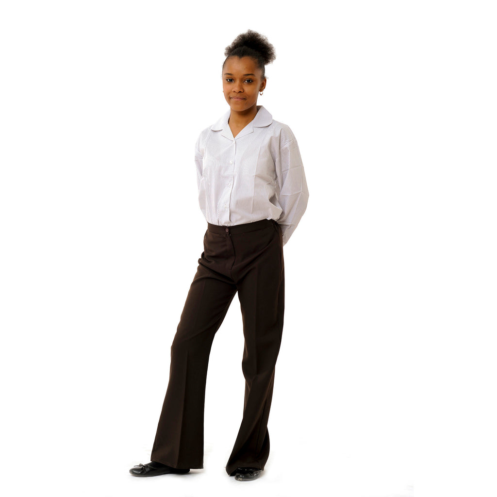 Brown Trousers Junior Sizes