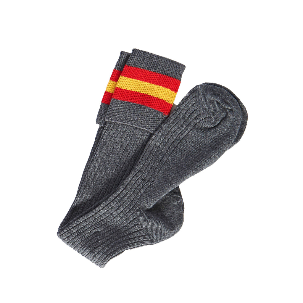 Buckingham Preparatory School Long Socks