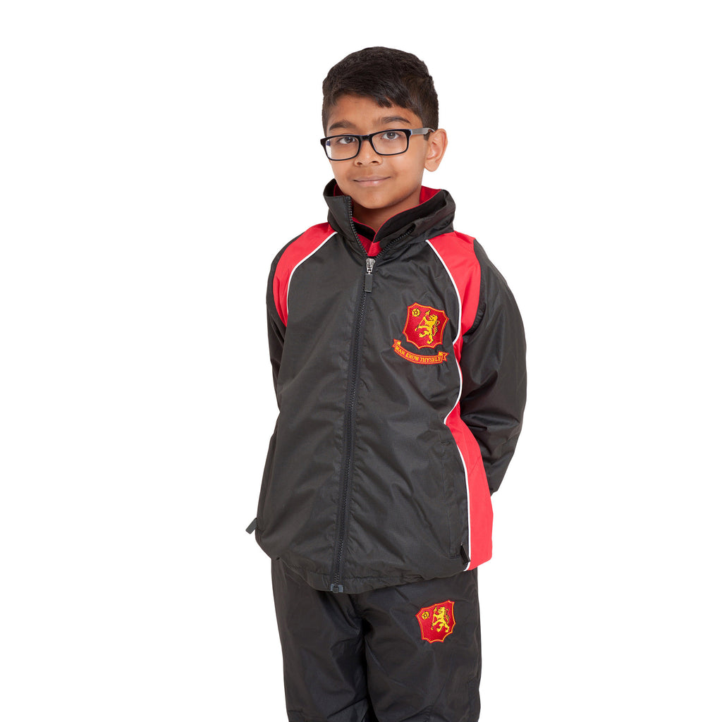 Buckingham Preparatory School Tracksuit Top