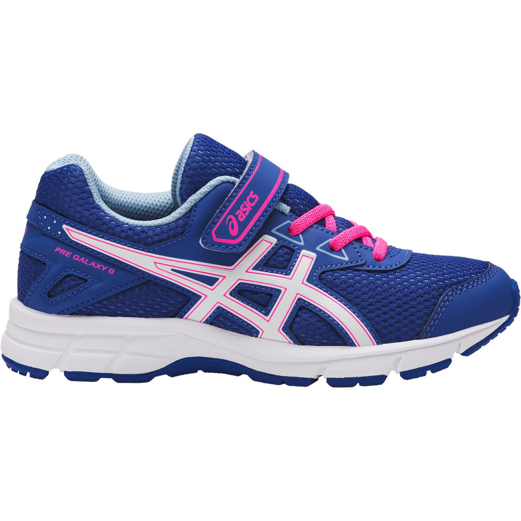 Asics Pre-Galaxy 9 Royal/White/Pink