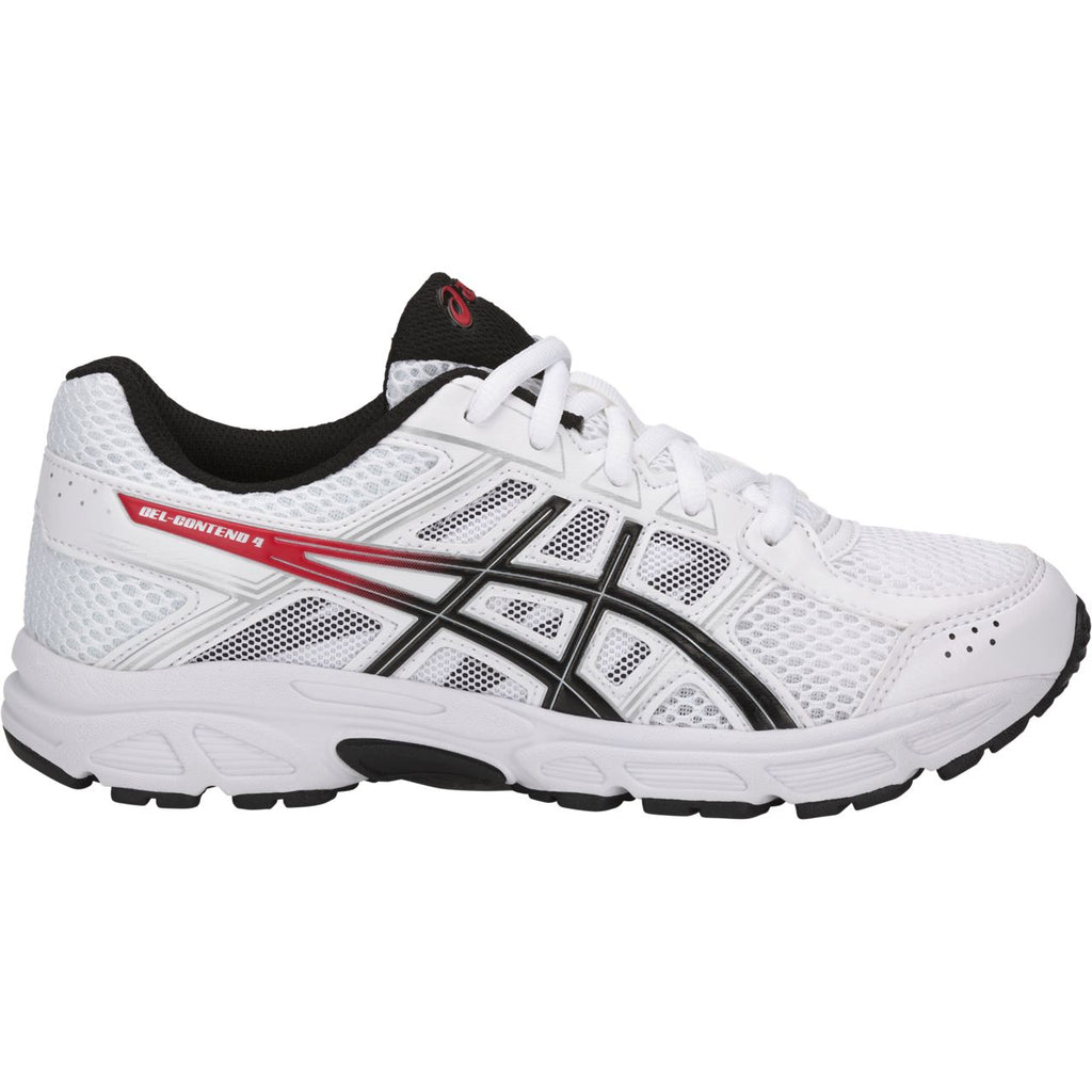 Gel-Contend 4GS White/Black/Red