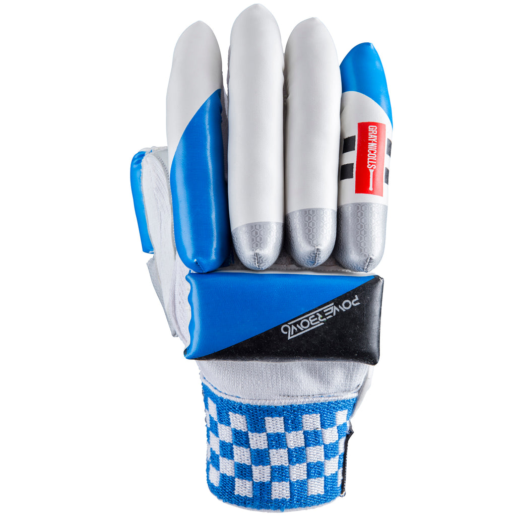 Powerbow Thunder Batting Glove - Grey Nicolls