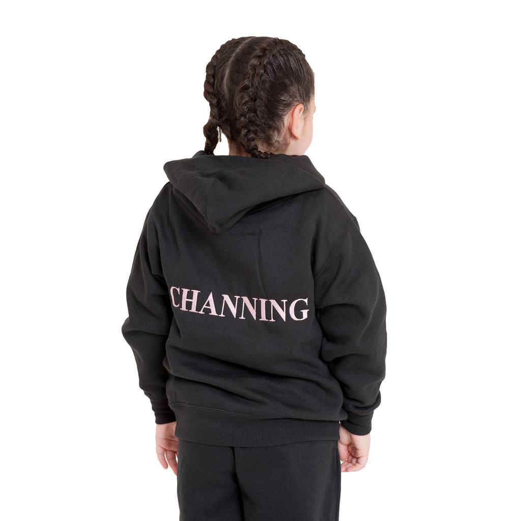 Channing Hooded Top
