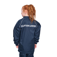 Clifton Lodge 1/4 Zip Tracksuit Top