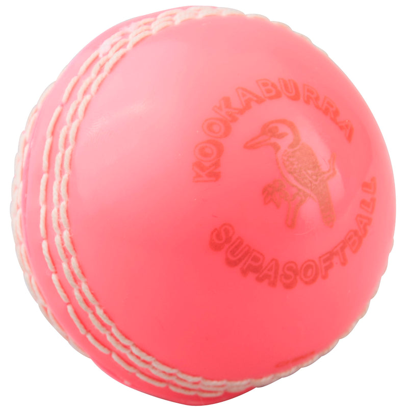 Kookaburra Cricket SupaBall - Pink