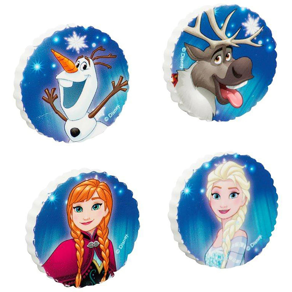 Disney Frozen Eraser Set