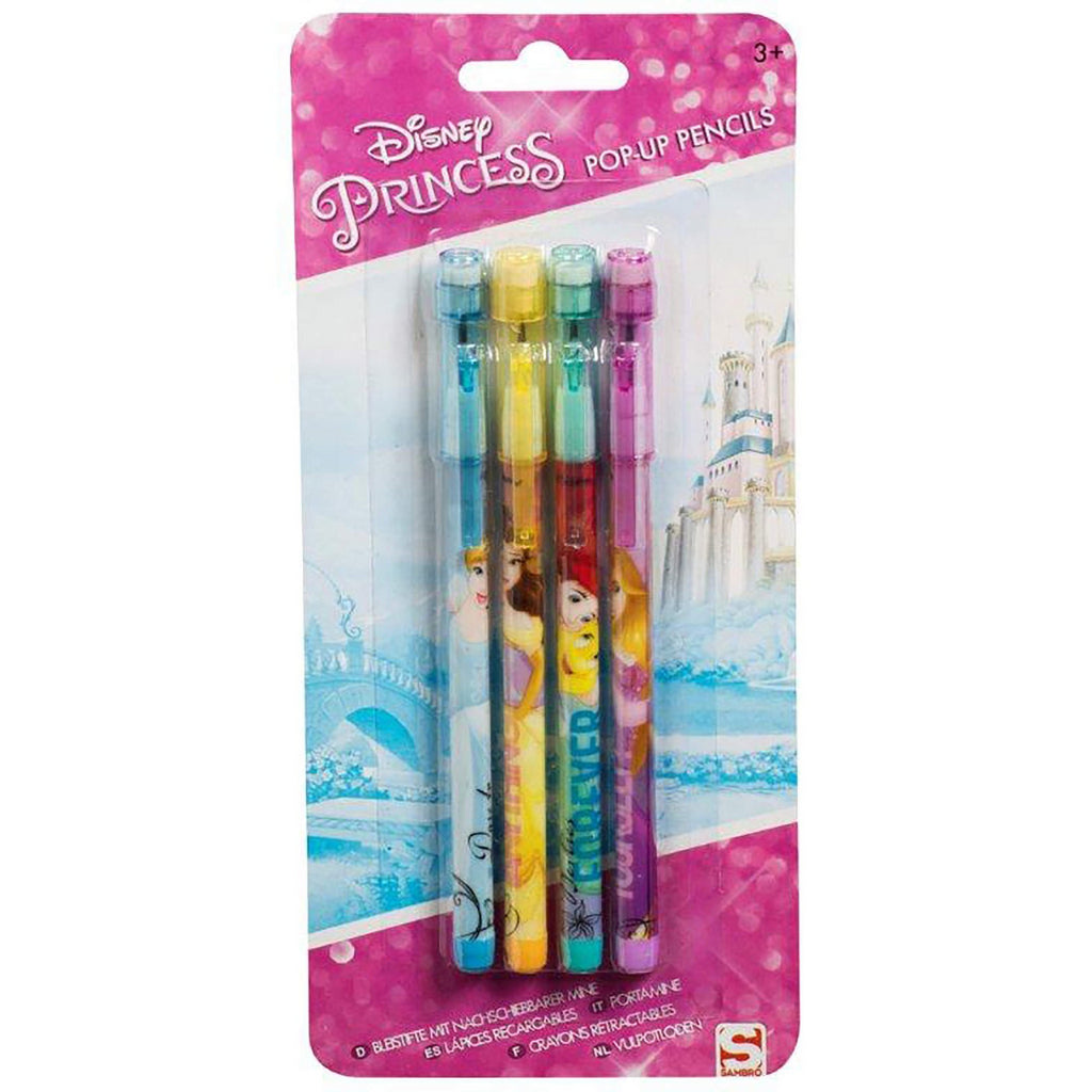 Disney Princess Pencils