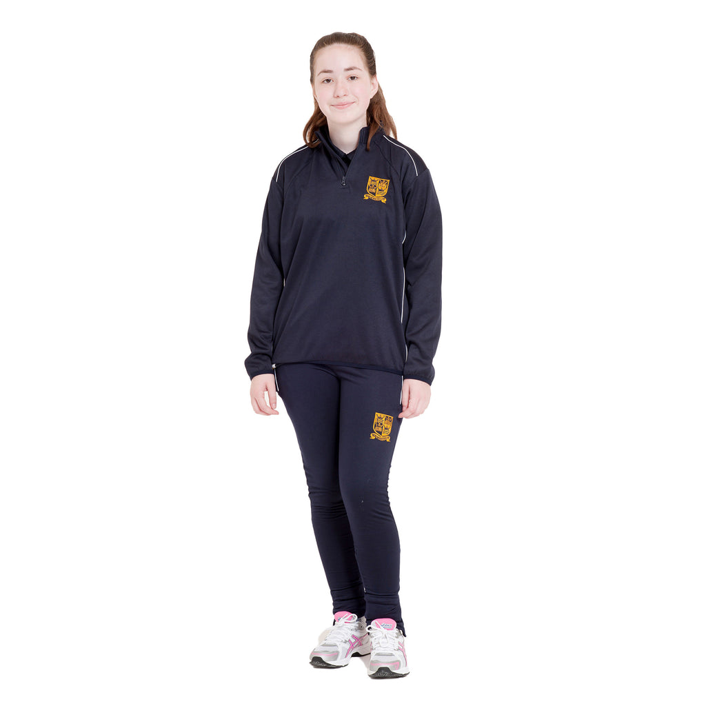 Edmonton County 1/4 Zip Tracksuit Top