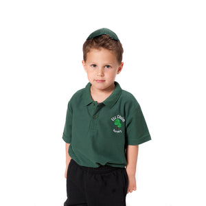 Etz Chaim Bottle Green Nursery Polo Shirt