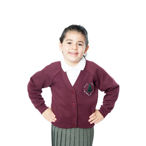 Firs Farm Primary School Sweat Cardigan