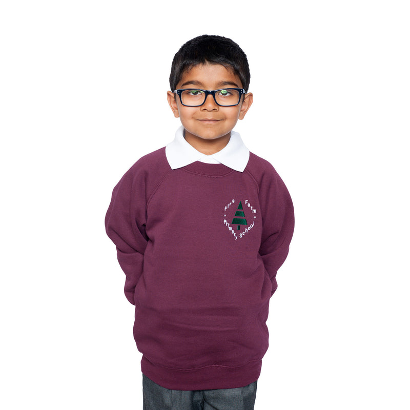 Firs Farm Primary School Sweatshirt