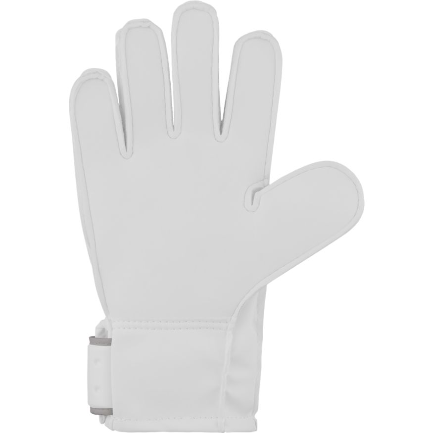 Nike Junior Match Goalkeeper Kids' Football Glove White/Silver
