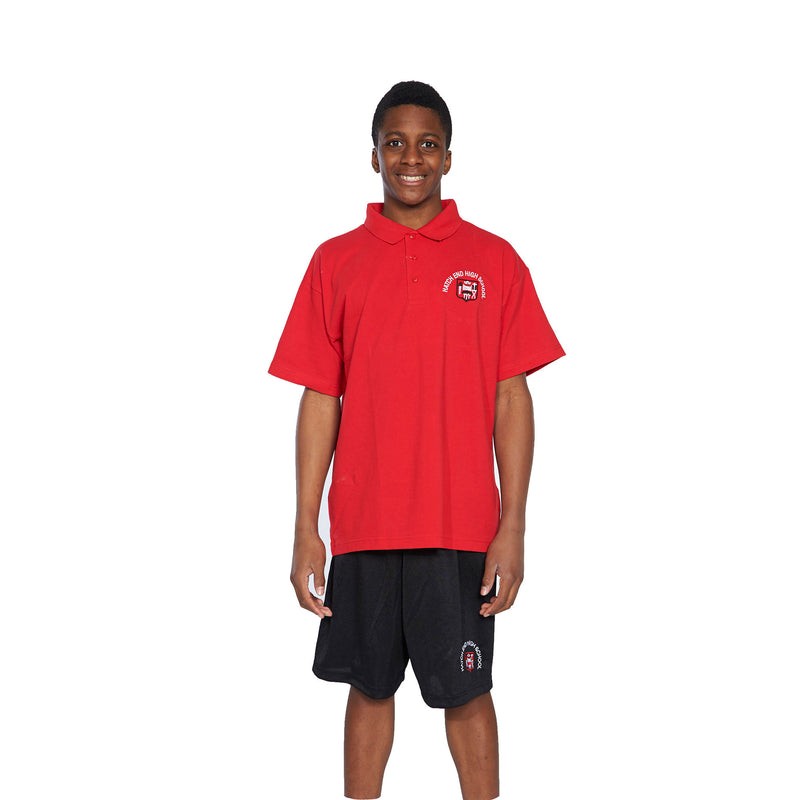 Hatch End High School PE Polo Shirt