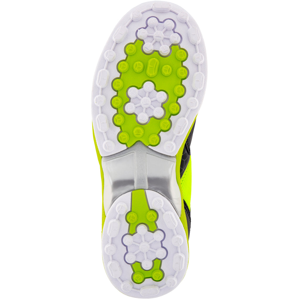 Grays Hockey Shoe Flash Junior Black/Lime