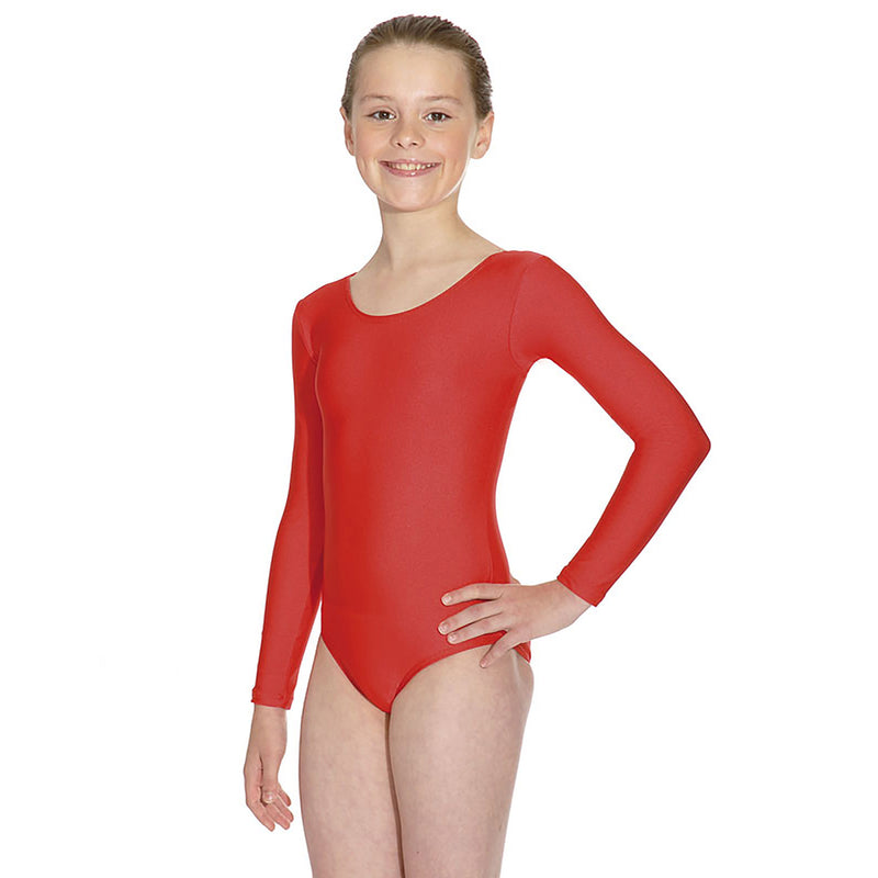 Red Leotard
