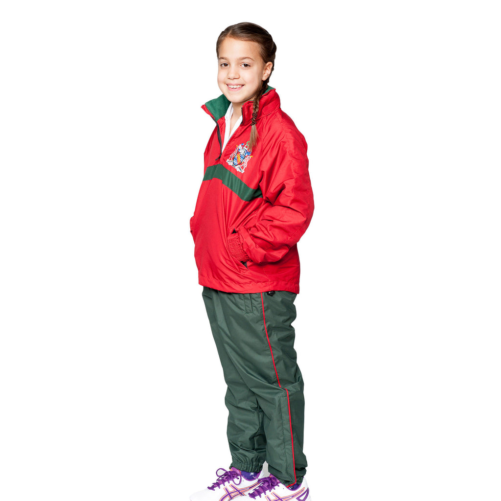Haberdashers Askes School for Girls PE Tracksuit Top