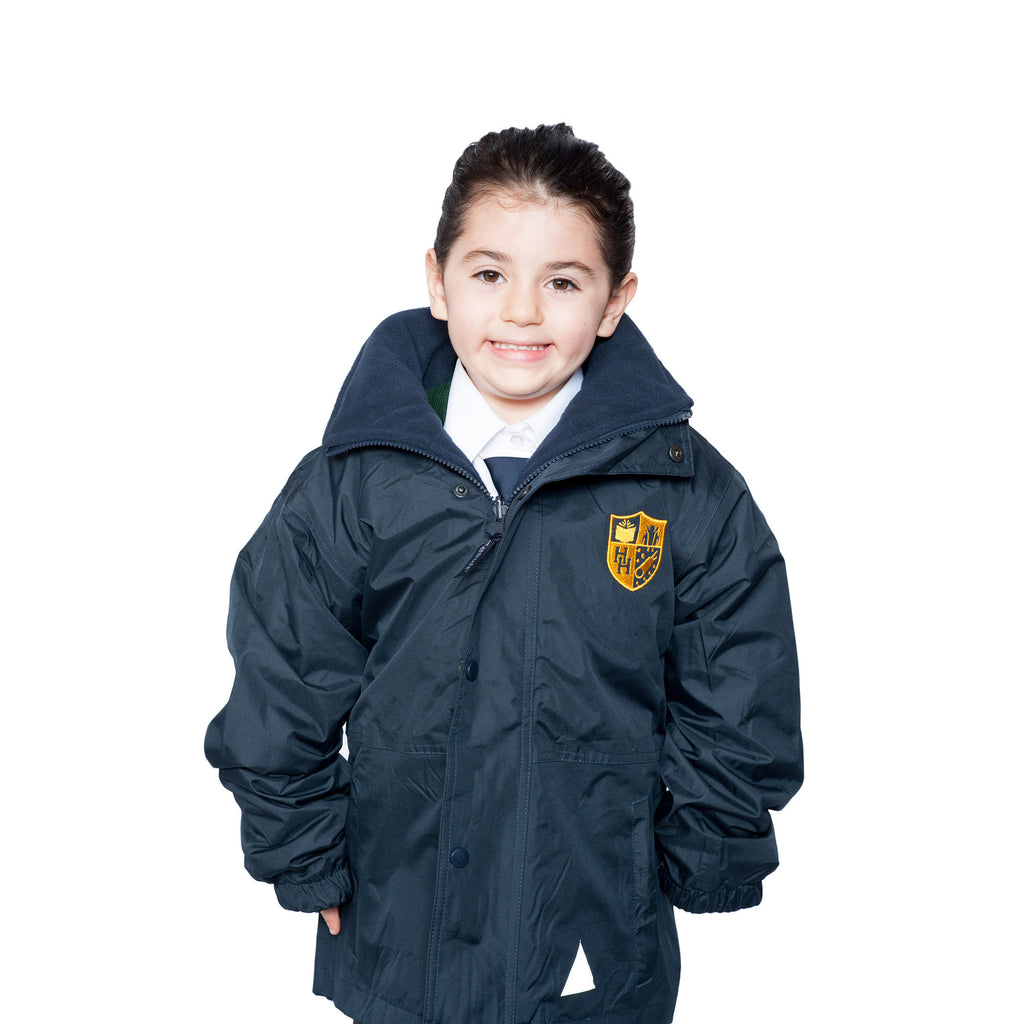 Halley House School Coat
