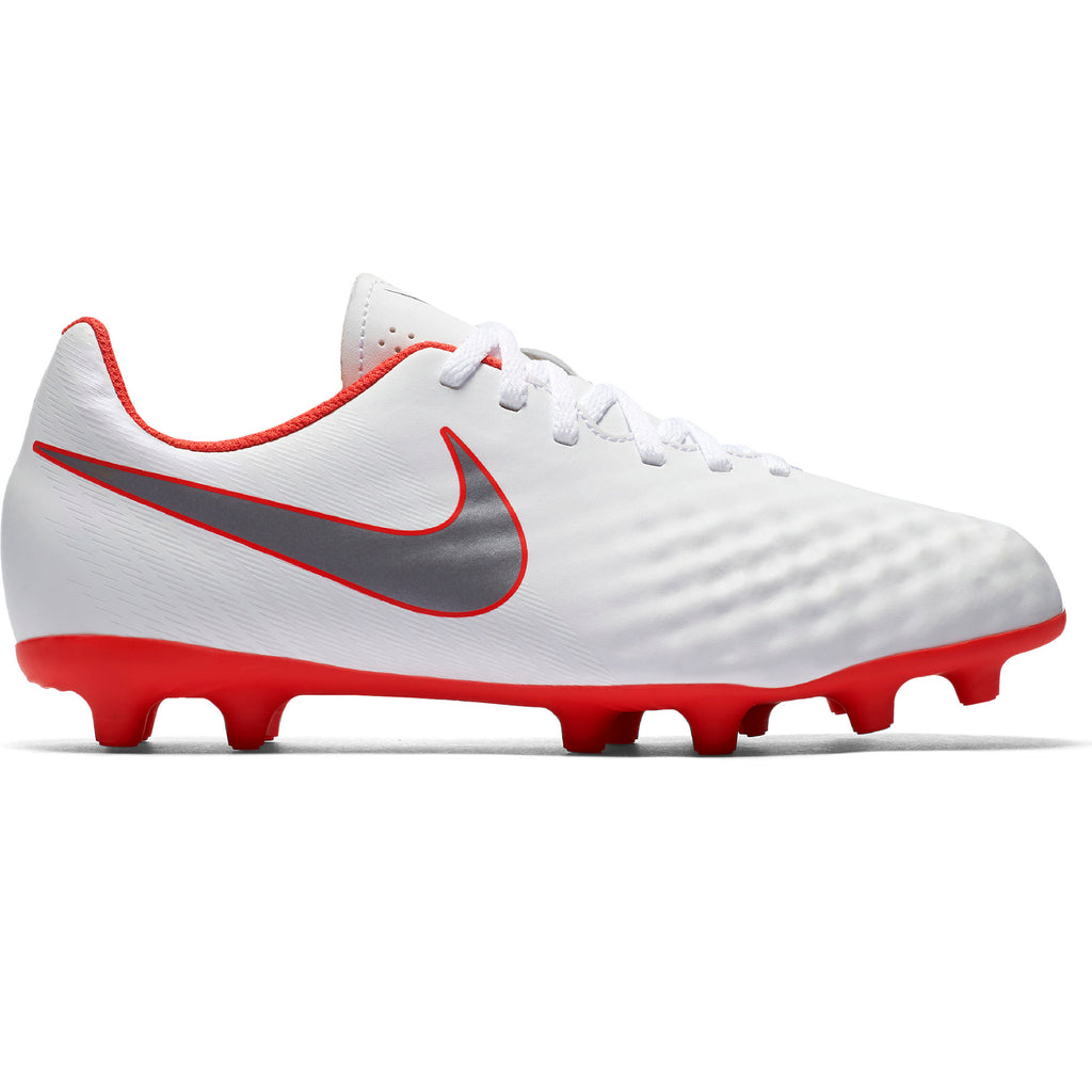 Nike Kids' Jr. Obra 2 Club (FG) Firm-Ground Football Boot