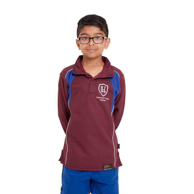 Lyndhurst House Rugby Jersey