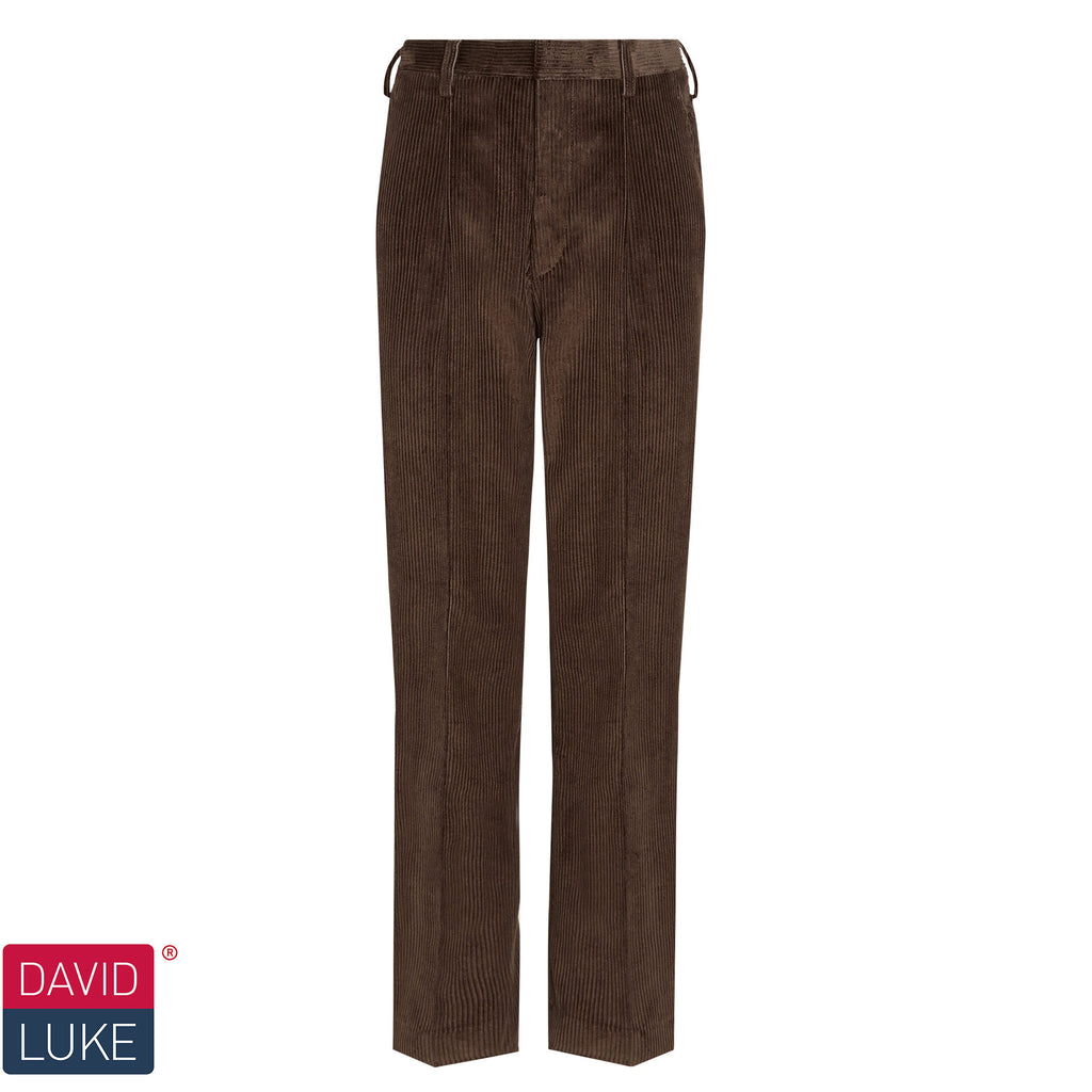 Brown Cord Trousers