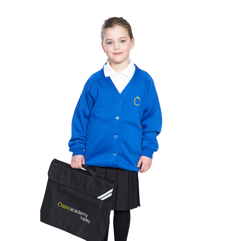 Oasis Hadley Primary School Sweatcardigan