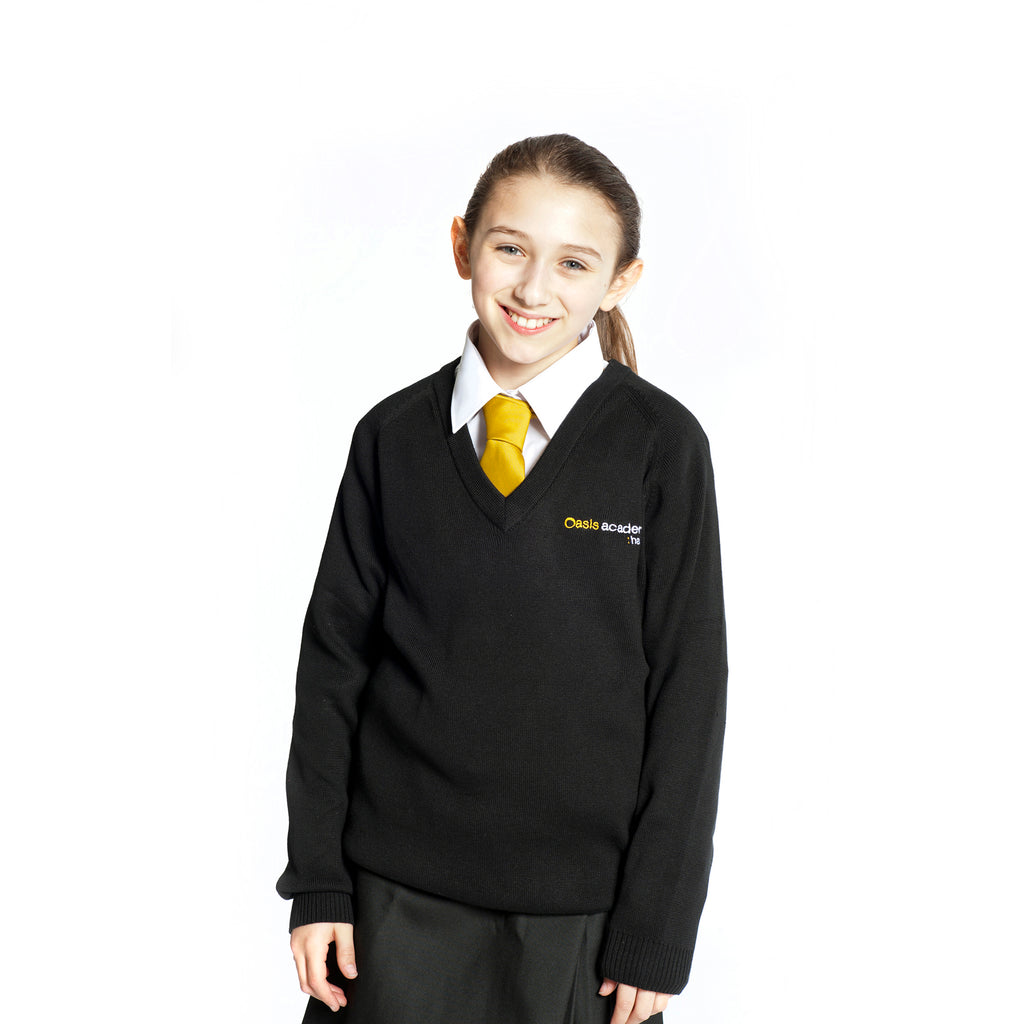 Oasis Academy Hadley Pullover