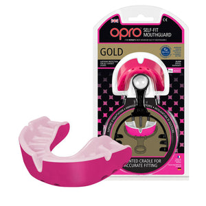 Opro Mouth Guard - GOLD