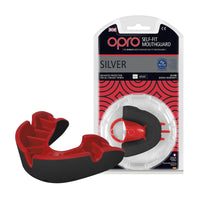Opro Mouth Guard - SILVER
