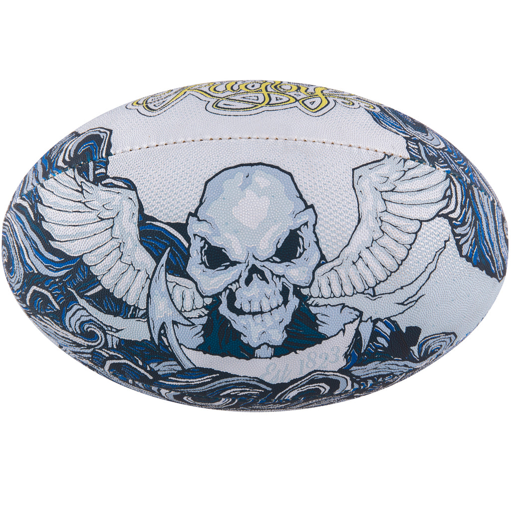 Tattoo Rugby Ball