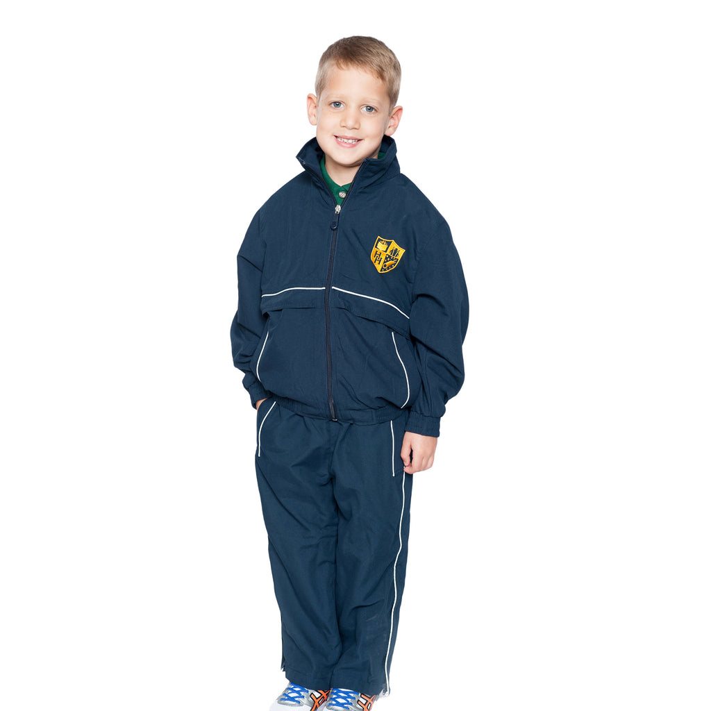 Reflector Tracksuit Bottoms