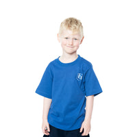 Rosh Pinah Royal Blue PE Tshirt