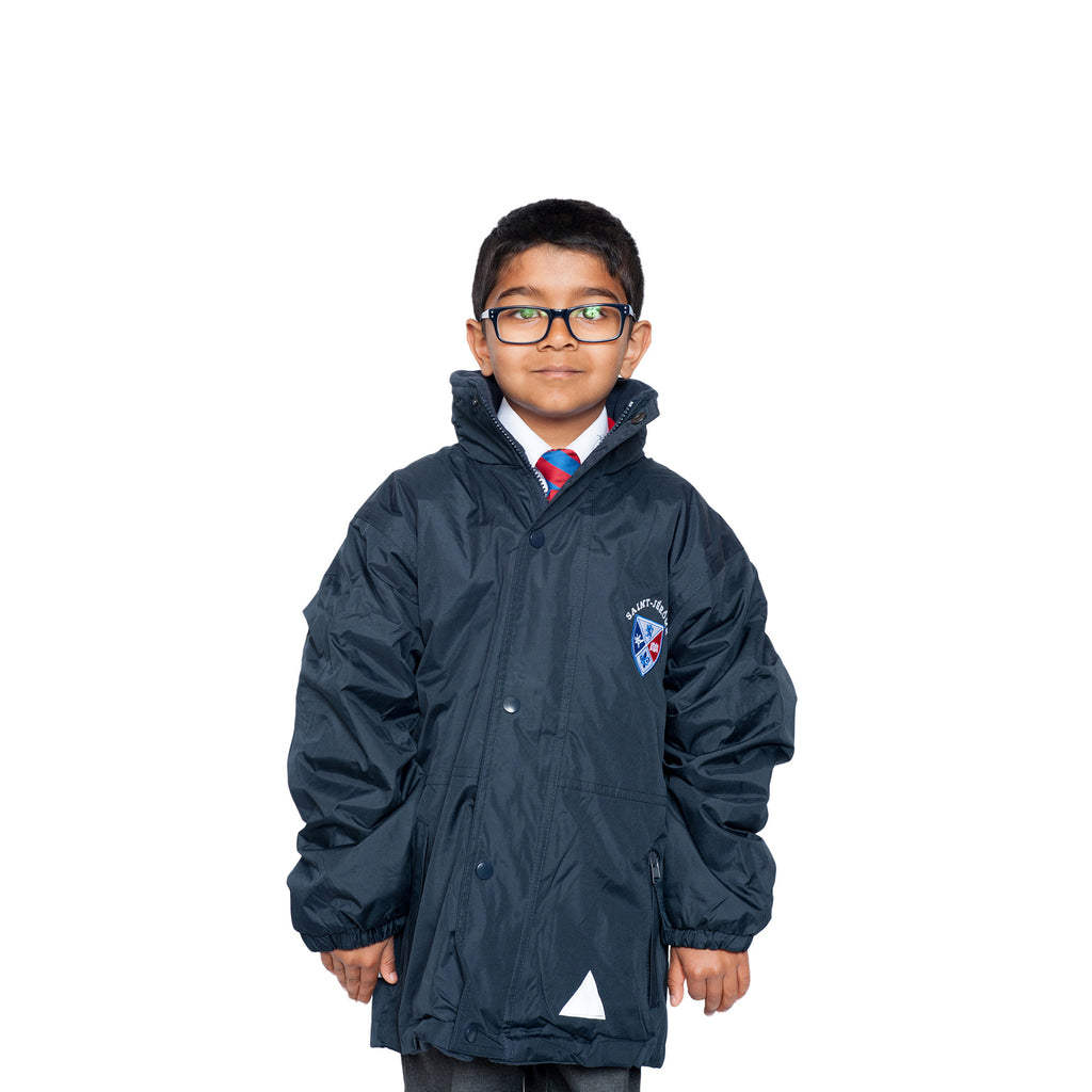 Saint Jerome School Coat