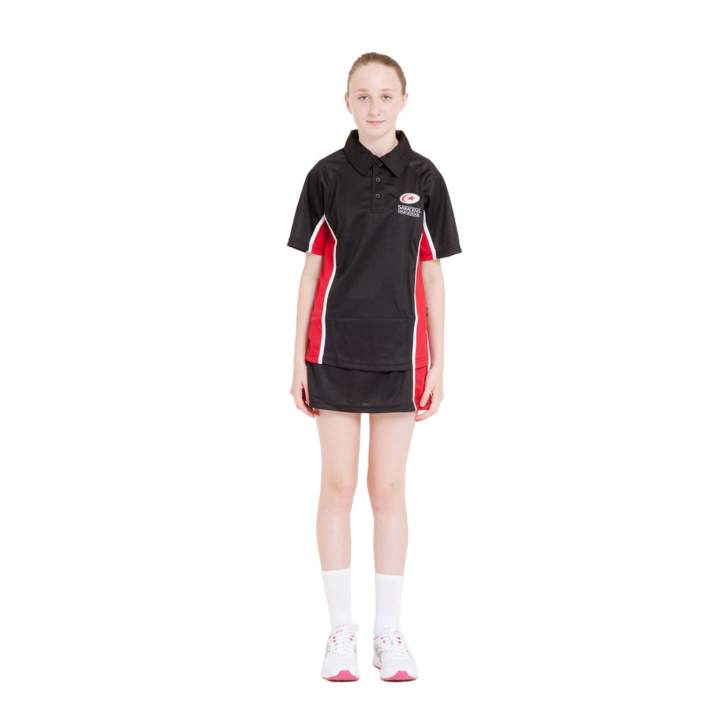 Saracens High School Skort
