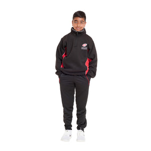 Saracens High School 1/4 Zip Sweatshirt