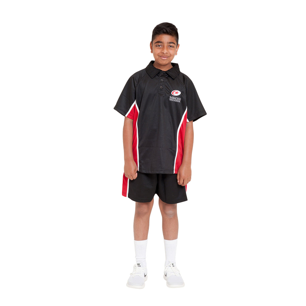 Saracens High School Polo Shirt