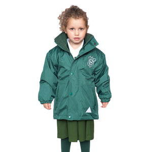 Sarum Hall Result Kids Storm Stuff Reversible Jacket