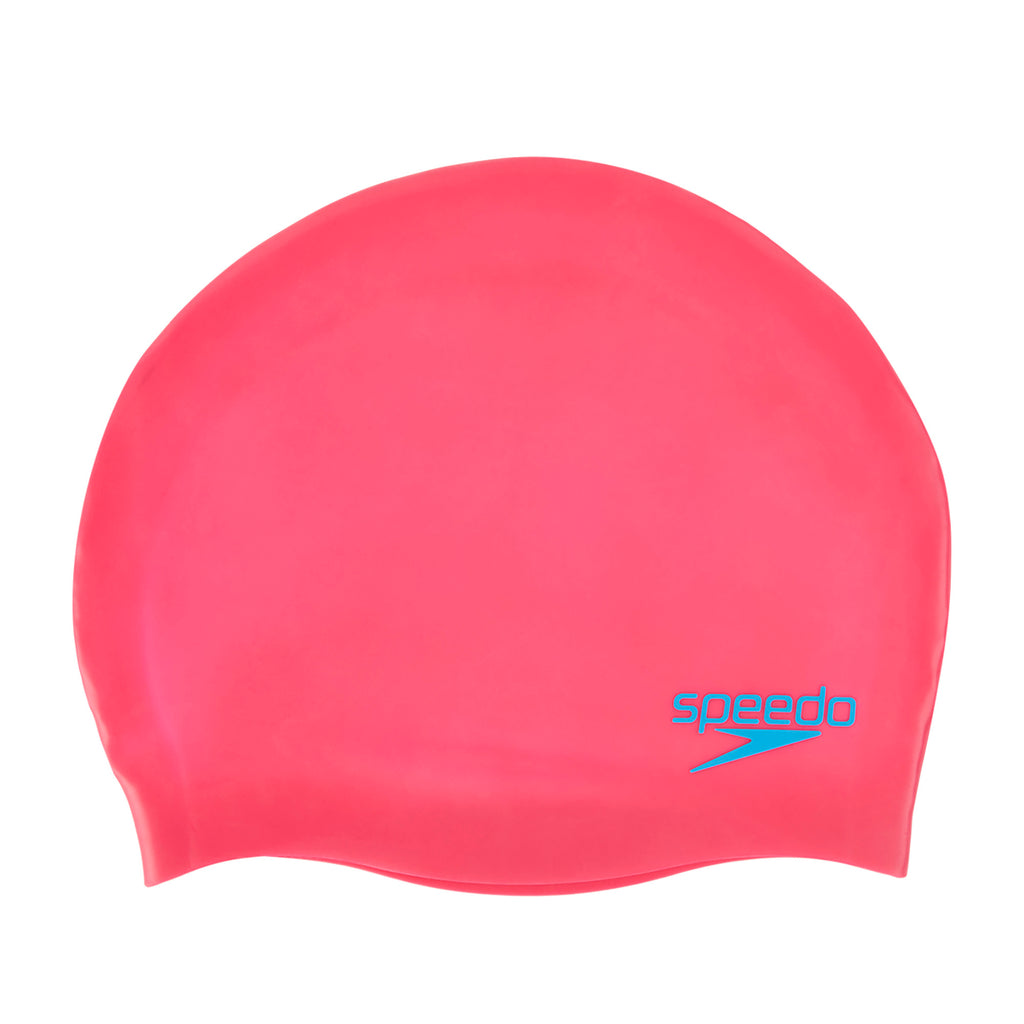 Pink Speedo Silicon Caps