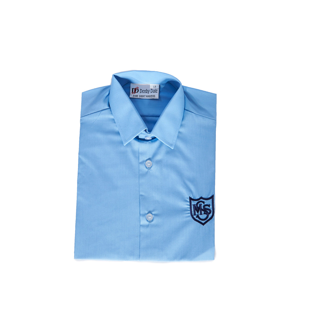 St Martins Mill Hill Boys S/S Shirt Twin Pack