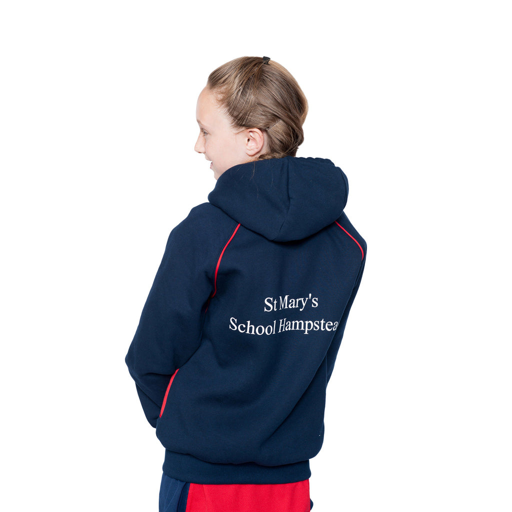 St Mary's Hooded Top