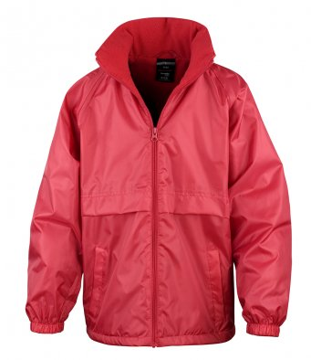 Microfleece Fleece Lined Jacket