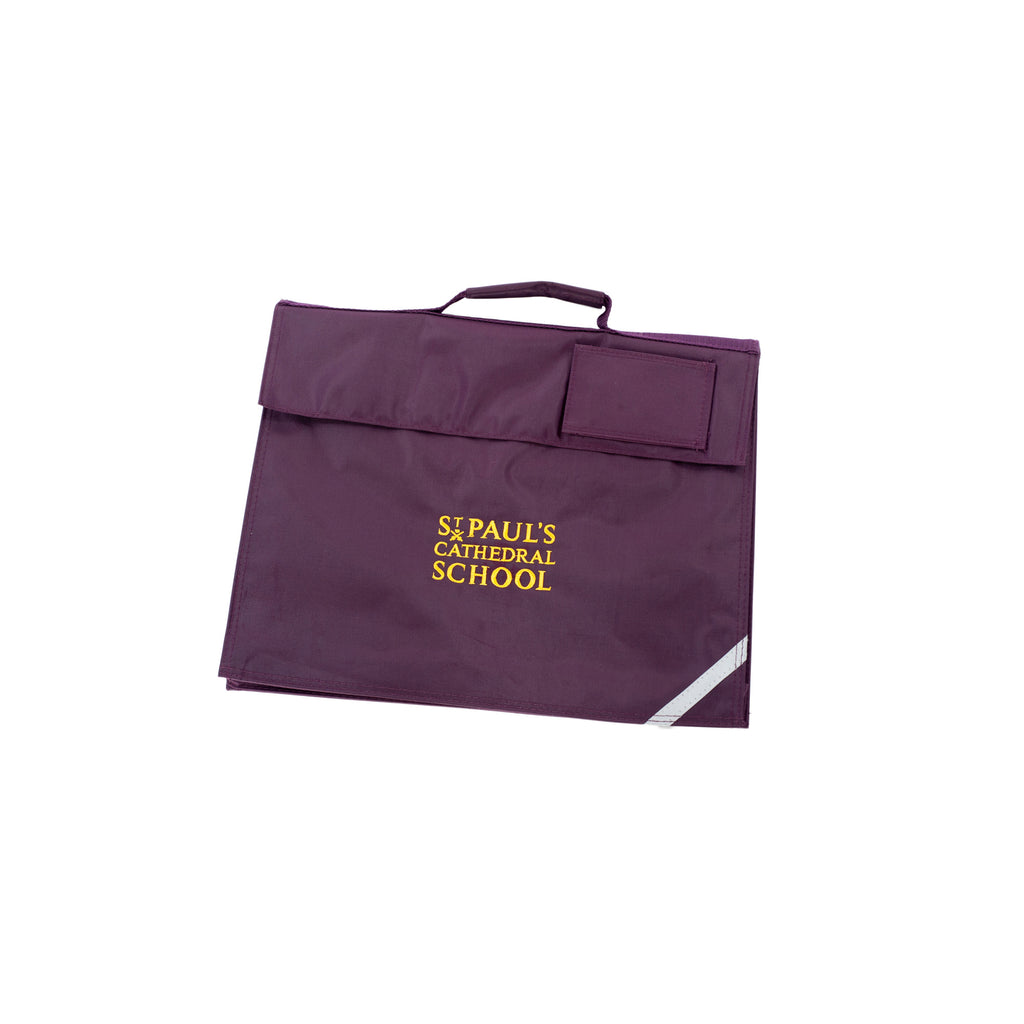 St Paul's Cathedral School Bookbag