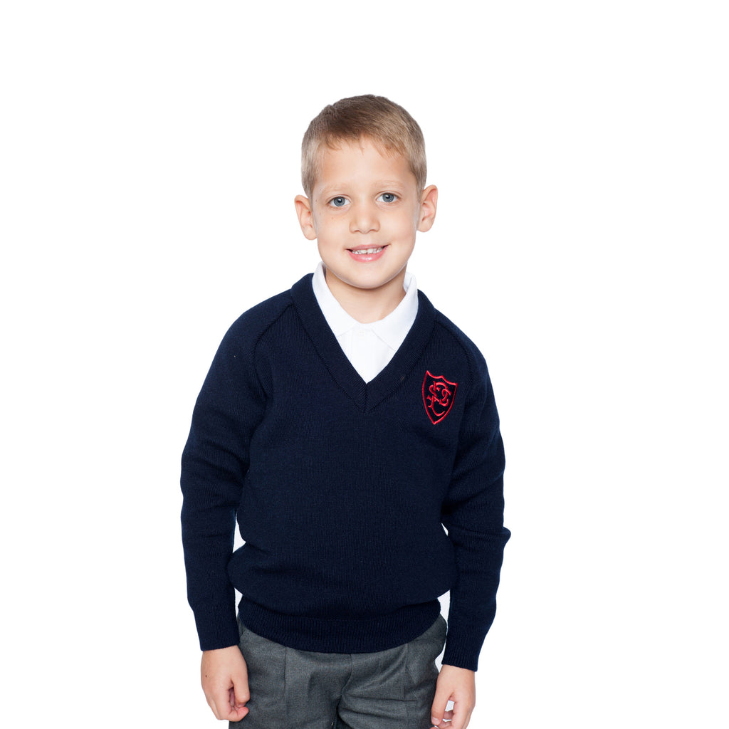 St Paul's C of E Primary School Vneck