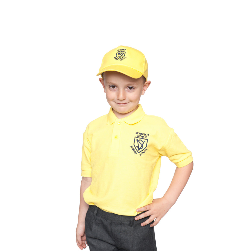 St Vincent's Summer Polo Shirt
