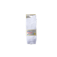 White 5 pair pack school socks