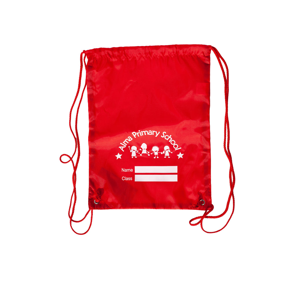 Alma Primary School PE Bag